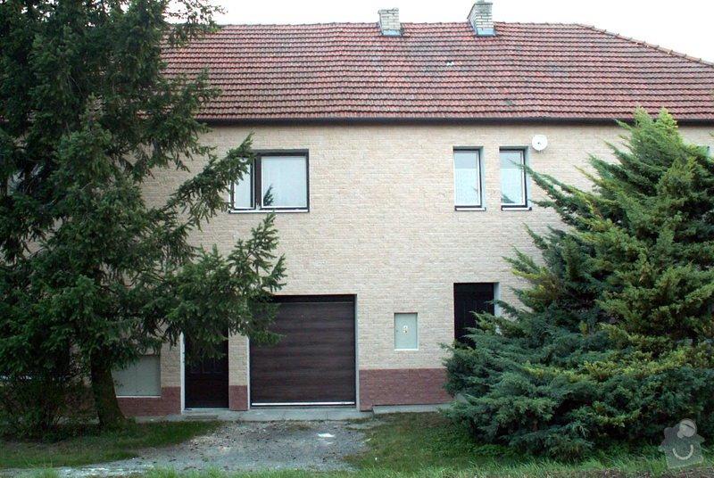 Dodávka a montáž fasády Novabrik: PICT1017
