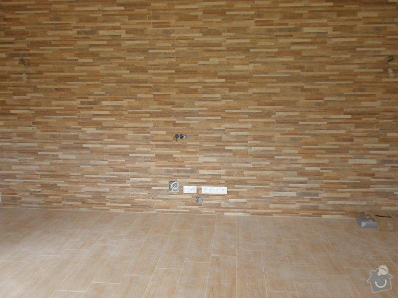 Obklady dlažby rodinný dům: prace_1_038