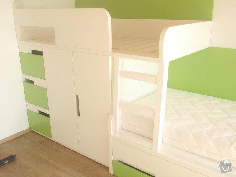 Drobné stavební úpravy + výroba postelí do dětského pokoje: DUBEN2013_142