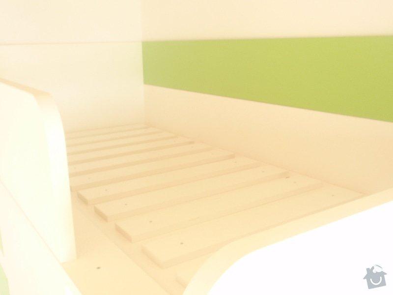Drobné stavební úpravy + výroba postelí do dětského pokoje: DUBEN2013_147