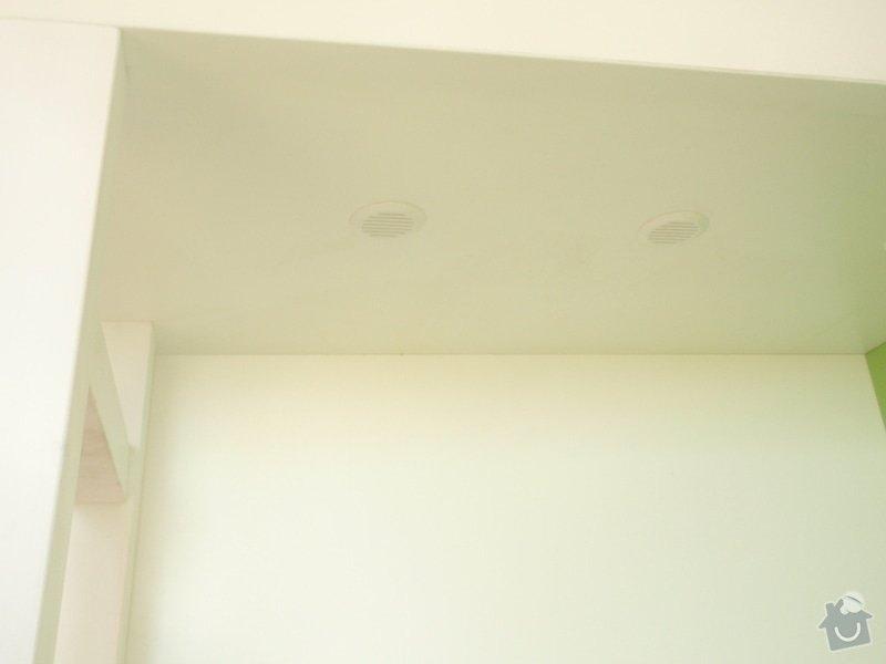 Drobné stavební úpravy + výroba postelí do dětského pokoje: DUBEN2013_148