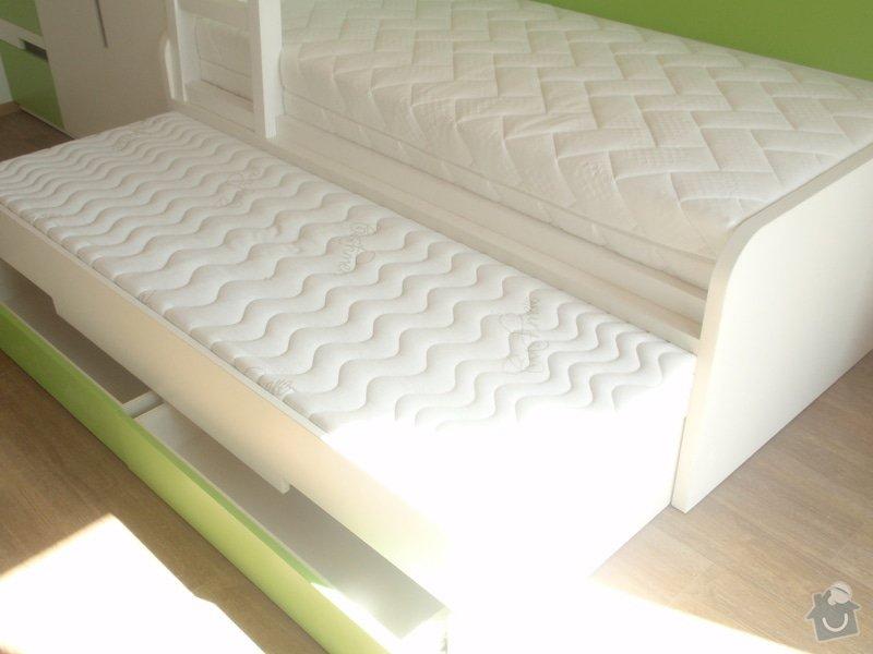 Drobné stavební úpravy + výroba postelí do dětského pokoje: DUBEN2013_149
