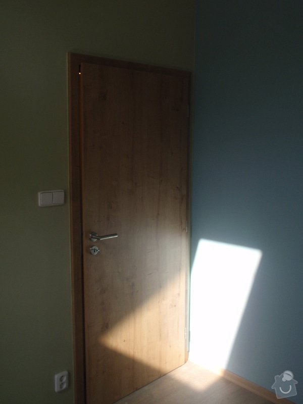 Drobné stavební úpravy + výroba postelí do dětského pokoje: DUBEN2013_156