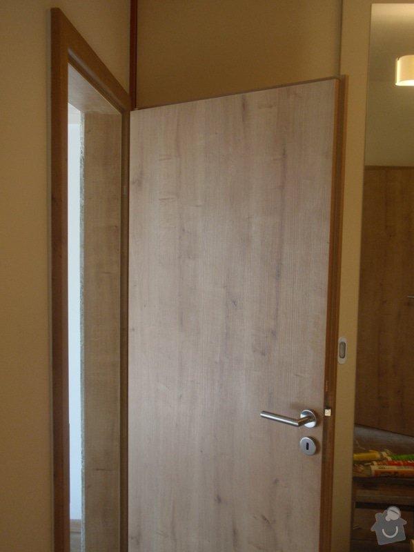 Drobné stavební úpravy + výroba postelí do dětského pokoje: DUBEN2013_157