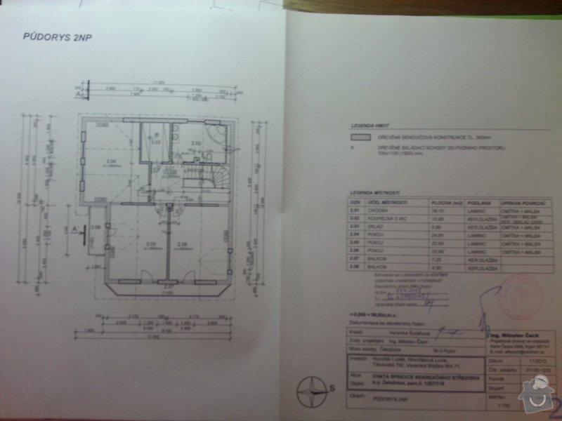 Stavba rodinného domu 125 m2: 20130430_173332