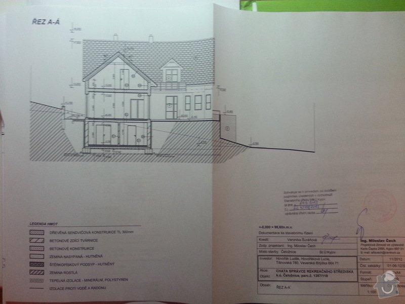 Stavba rodinného domu 125 m2: 20130430_173356