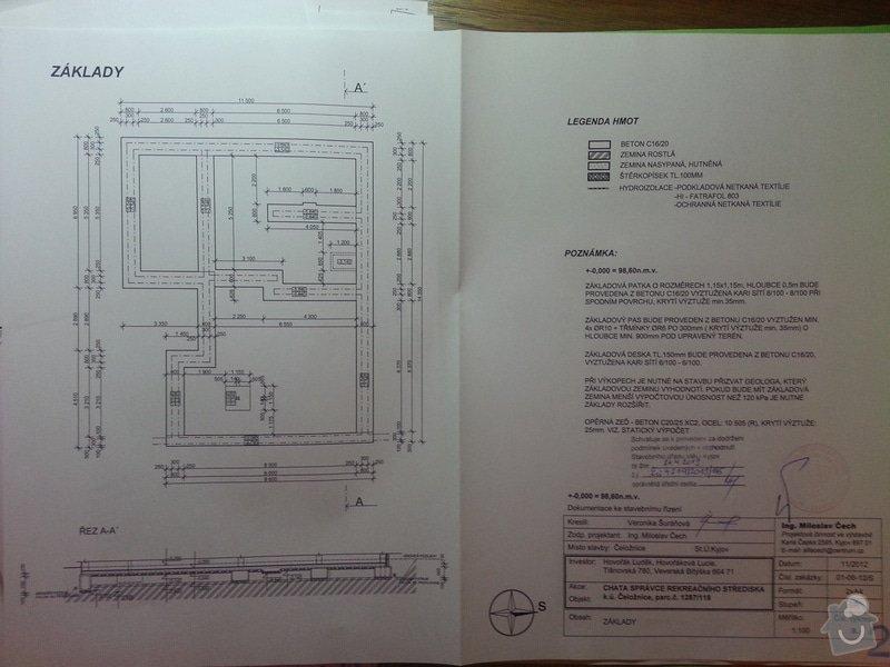 Stavba rodinného domu 125 m2: 20130430_173421