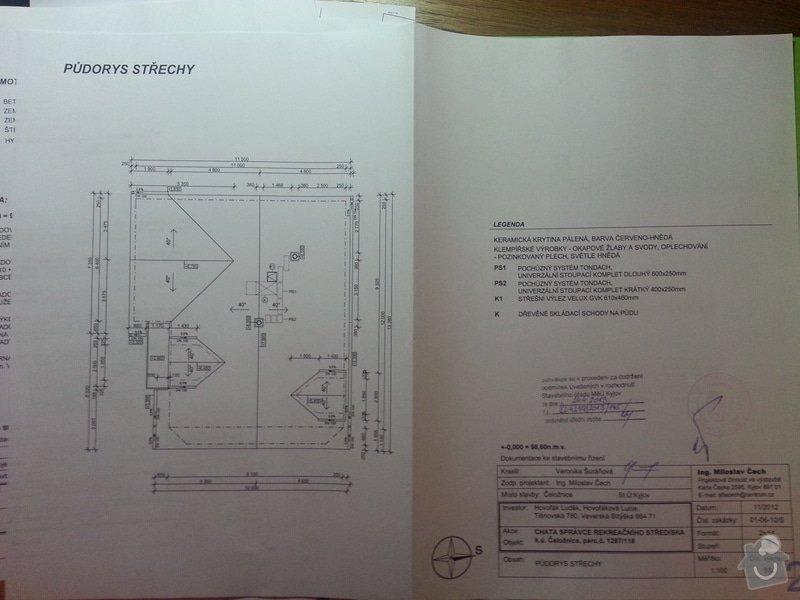 Stavba rodinného domu 125 m2: 20130430_173438