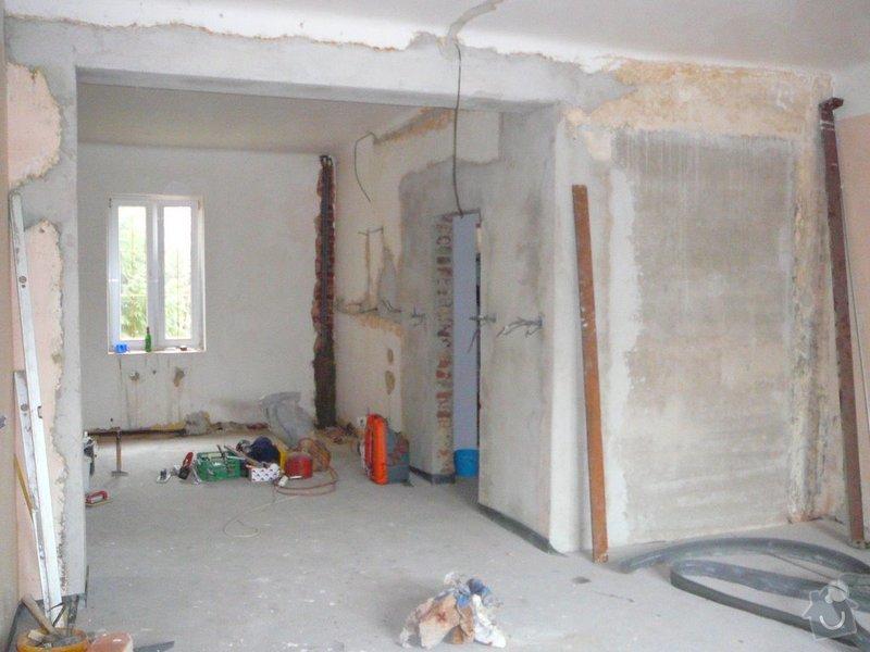 Přestavba bytu: 2