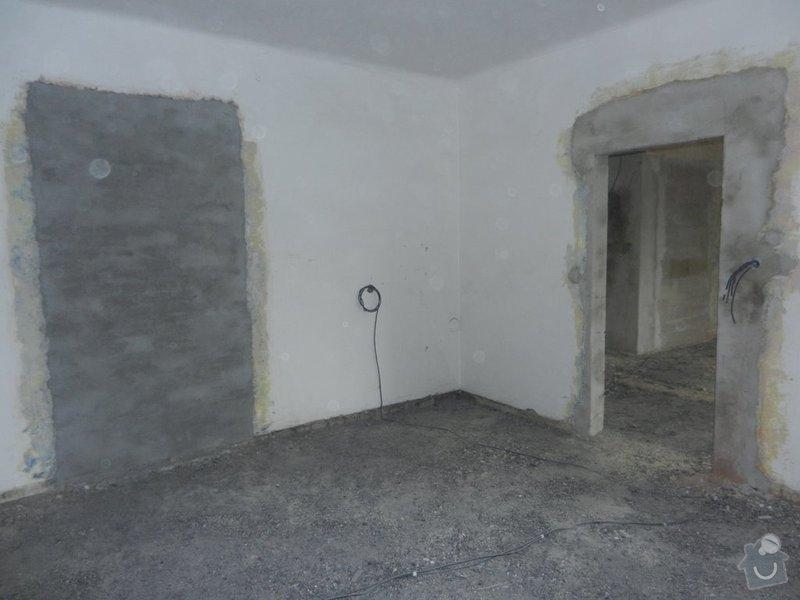 Přestavba bytu: 3