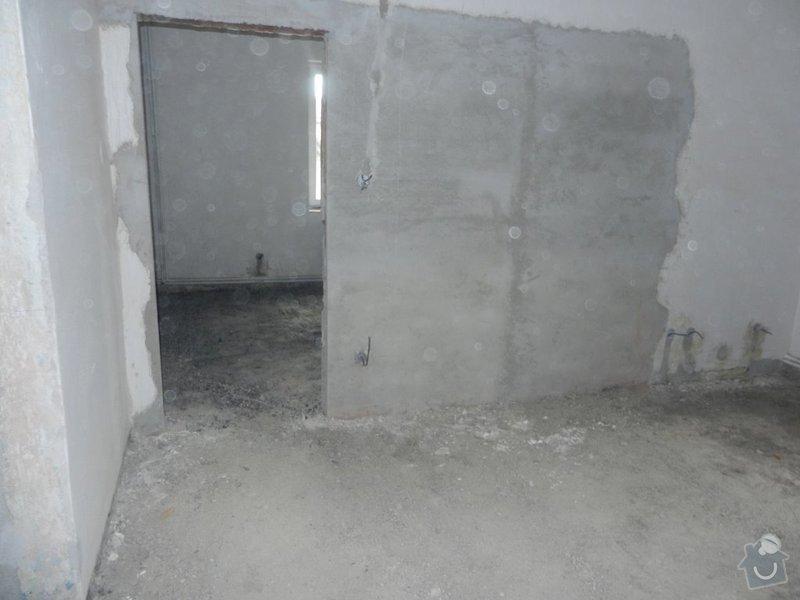 Přestavba bytu: 4