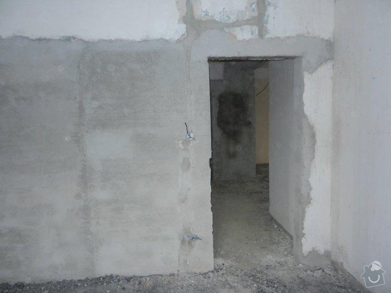 Přestavba bytu: 5
