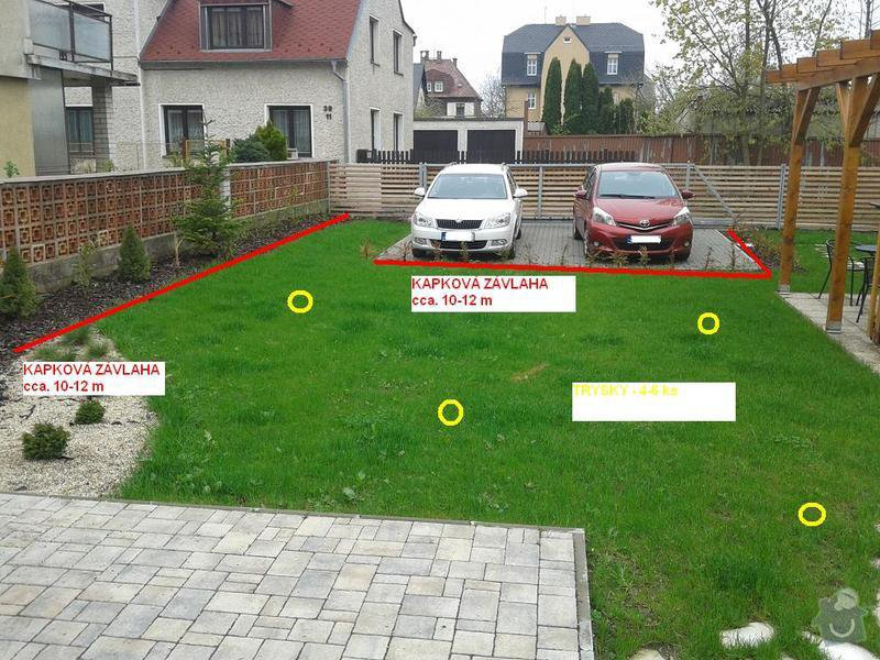 Zahradní zavlažovací systém: 20130501_103734