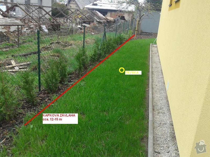 Zahradní zavlažovací systém: 20130501_103232