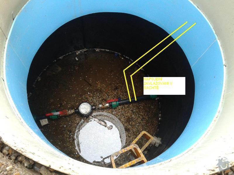 Zahradní zavlažovací systém: 20130501_103433