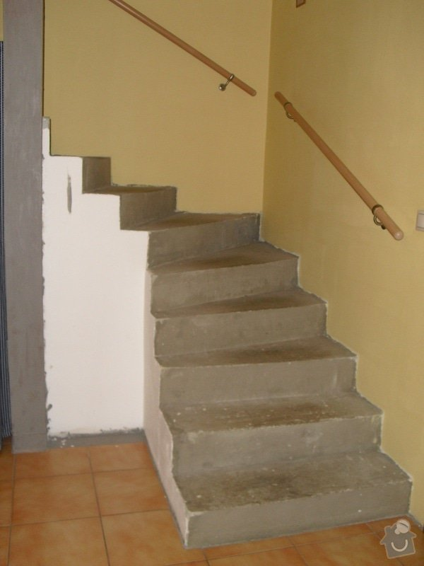 Obložení betonových schodů: CIMG2021