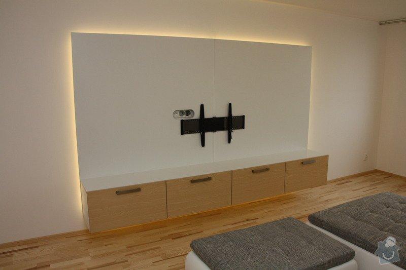 Kompletní interiérové vybavení bytu 3+1 - kuchyň, spotřebiče, dveře, koupelna, šatní skříň, obývací pokoj: IMG_0044