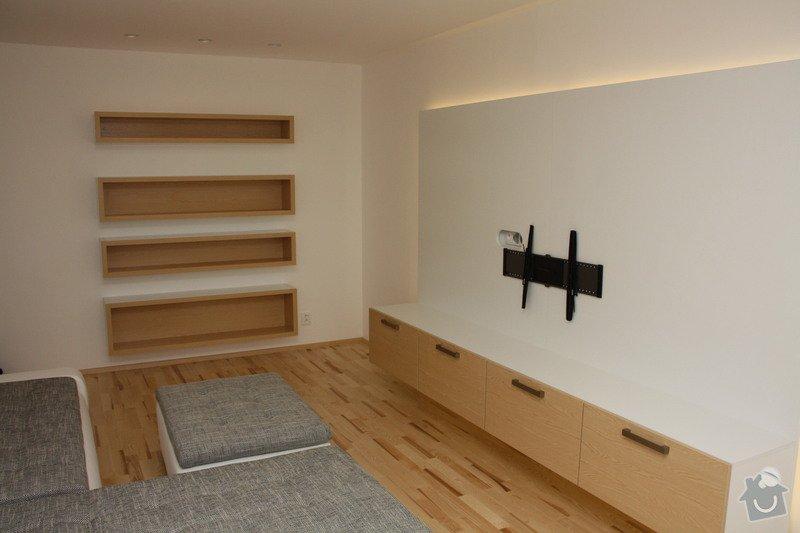 Kompletní interiérové vybavení bytu 3+1 - kuchyň, spotřebiče, dveře, koupelna, šatní skříň, obývací pokoj: IMG_0054