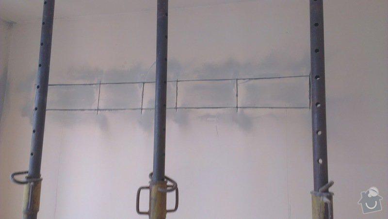 Rekonstrukce panelového bytu 4+1, bourací práce, rozvody el. (bytové jádro): IMAG0016