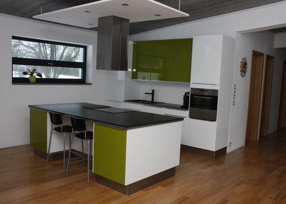 Návrh a montáž kuchyňské linky