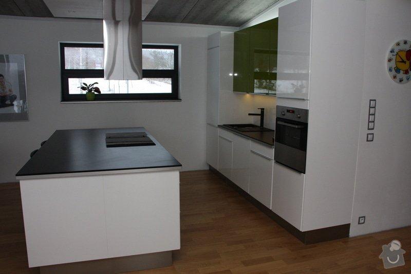 Návrh a montáž kuchyňské linky: IMG_0024