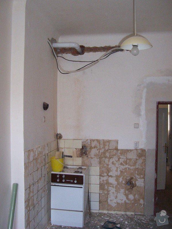 Elektroinstalační práce: 100_5285