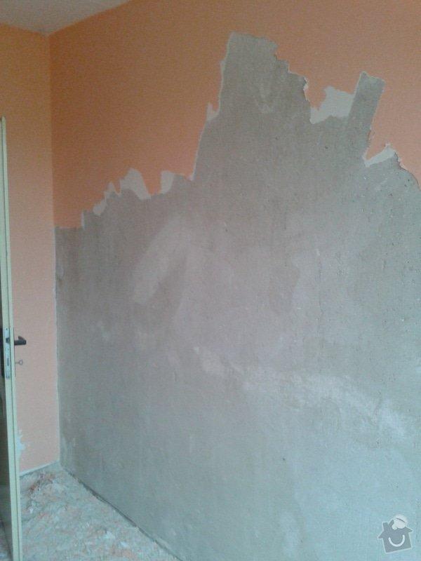 Rekonstrukce pokoje: 01052013a