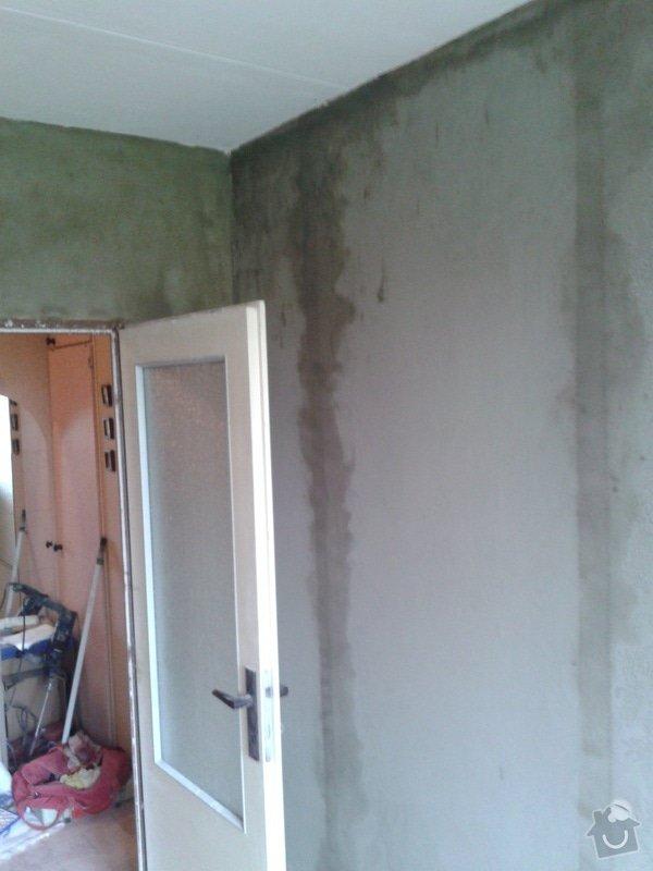 Rekonstrukce pokoje: 02052013a