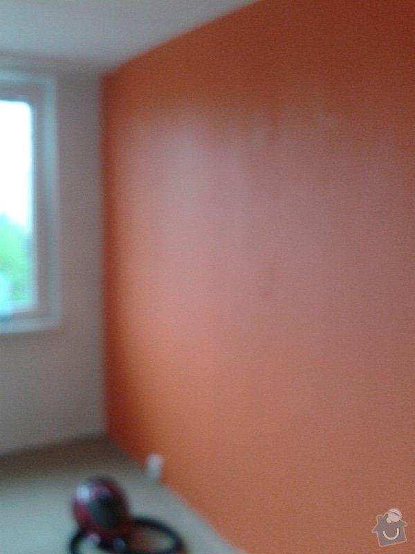 Rekonstrukce pokoje: 03052013