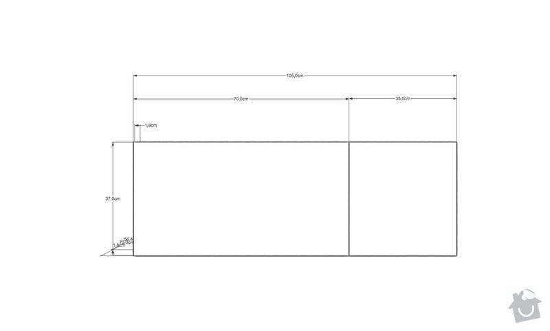Výroba 2x peřiňák: perinak_pudorys