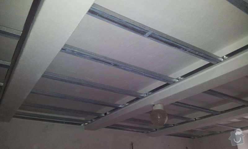 Zateplení podhledů ve sklepních prostorách: 20130410_084311