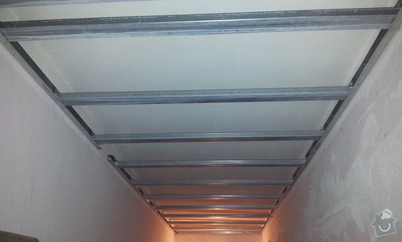 Zateplení podhledů ve sklepních prostorách: 20130410_084319