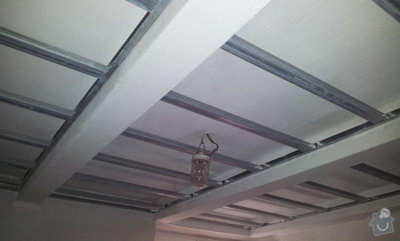 Zateplení podhledů ve sklepních prostorách: 20130410_084330