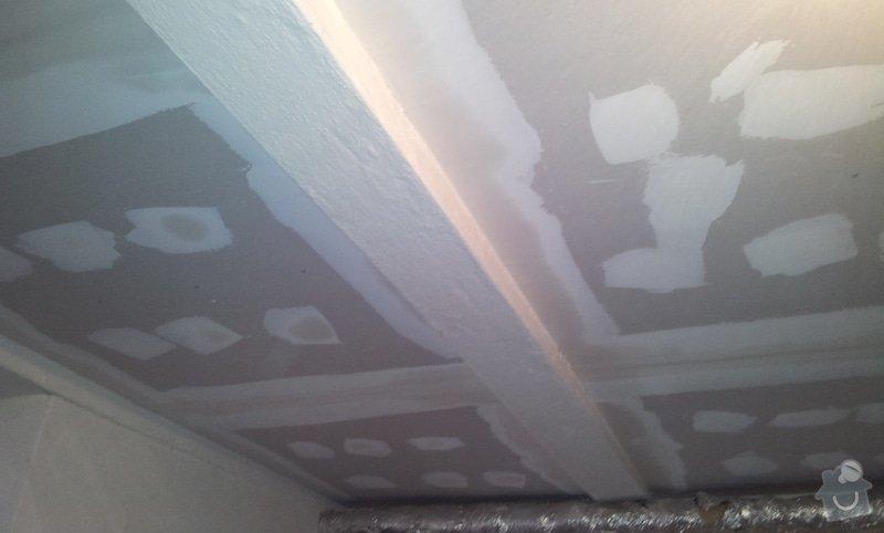 Zateplení podhledů ve sklepních prostorách: 20130411_155029
