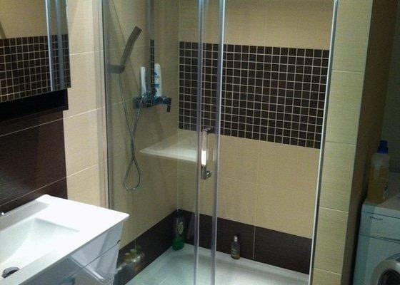 Realizace koupelny