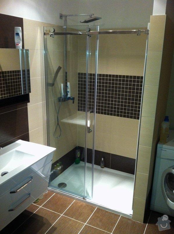 Realizace koupelny: photo