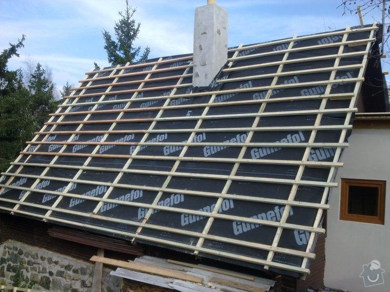 Rekonstrukce střechy: 10112012026