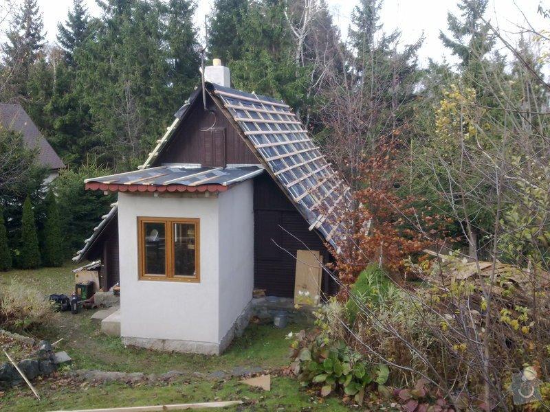Rekonstrukce střechy: 10112012027