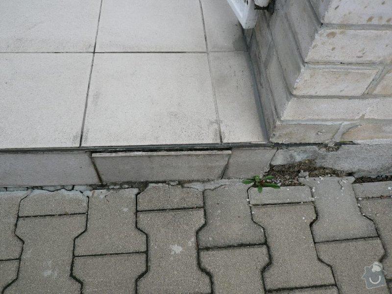 Oprava venkovního schodiště u RD v Praze: schody_2