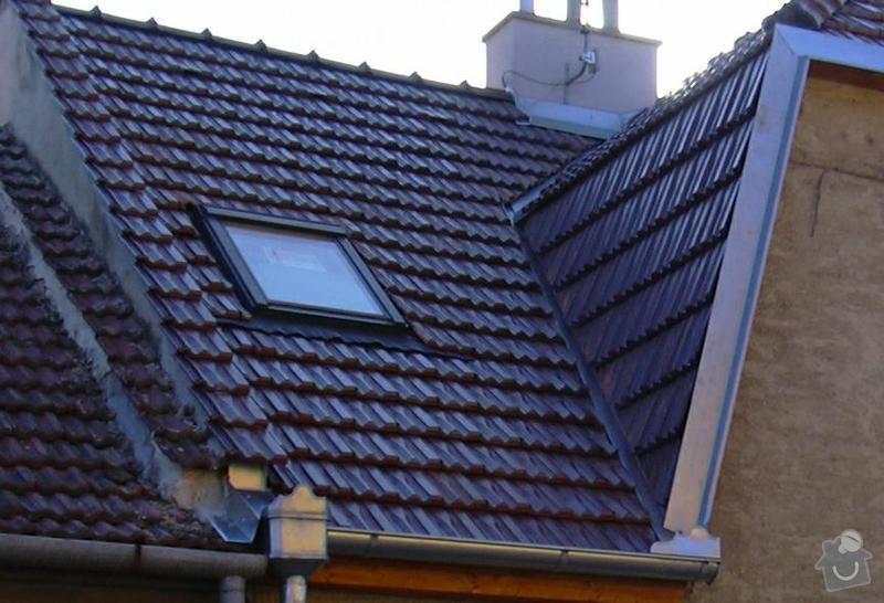 Rekonstrukce 1/2 střechy : DSCN1167orez