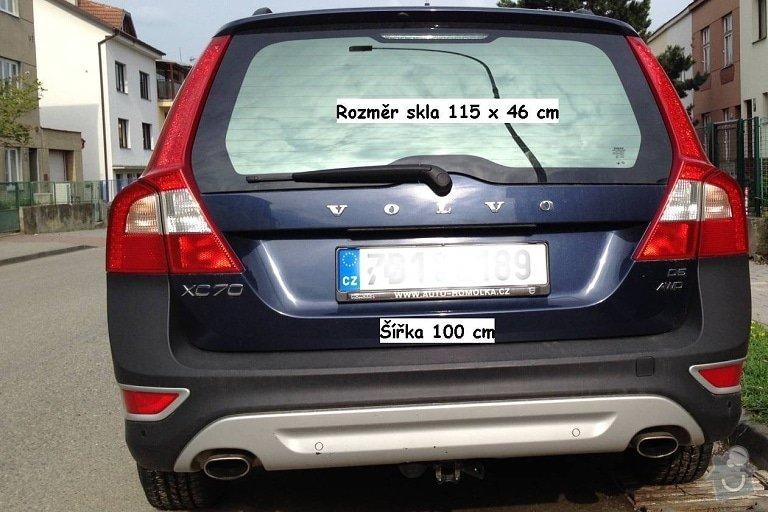 Polep 2 firemních automobilů Volvo: VolvoXC70_polep01