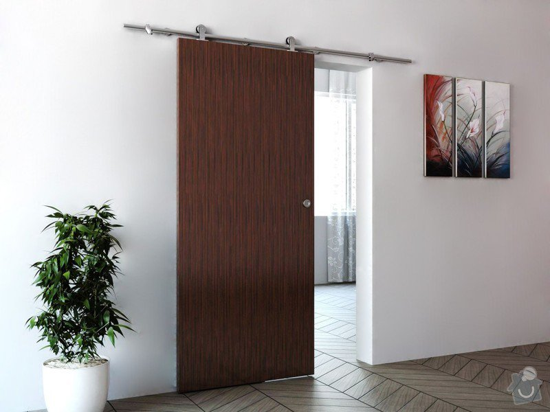 5 x posuvné dveře: DVDZ-OTD2