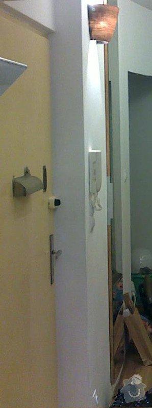 Renovace a zabezpečení dveří do bytu: dvere