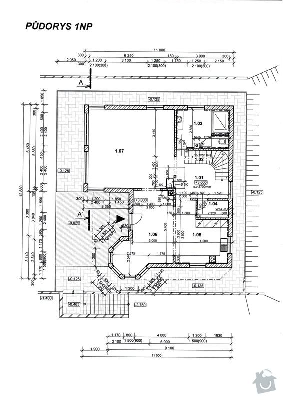 Stavba RD: 10