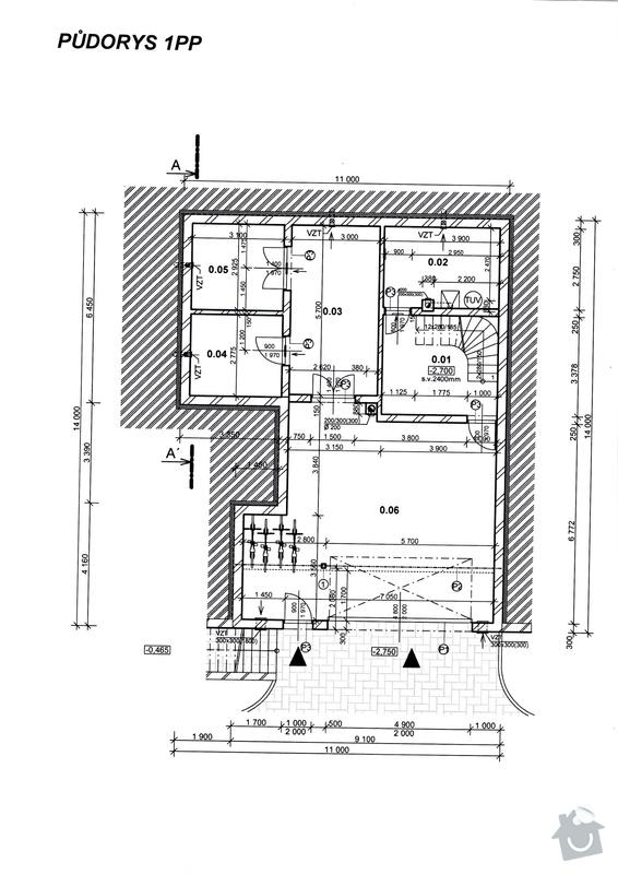 Stavba RD: 7