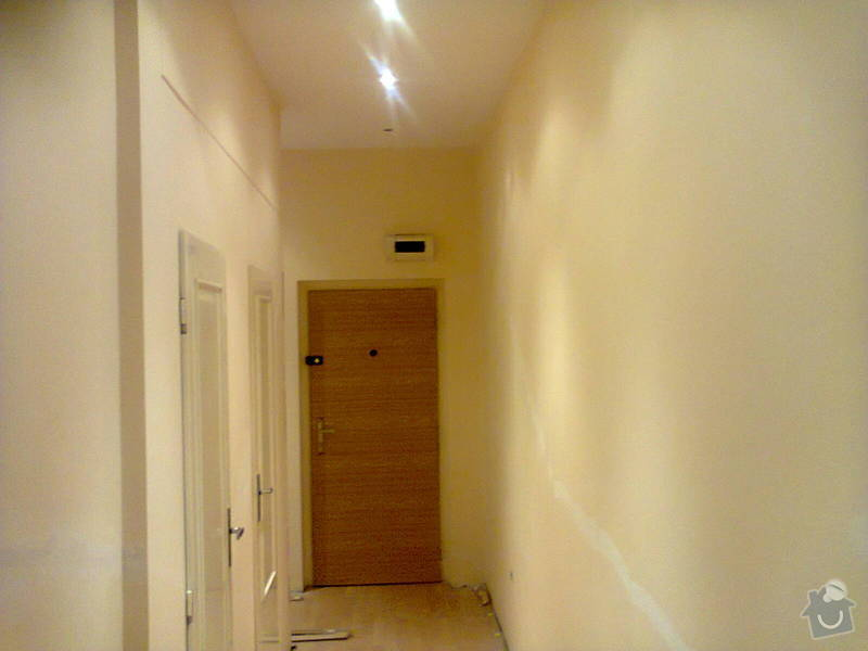 Malířské práce (2 pokoje): Fotografie0091