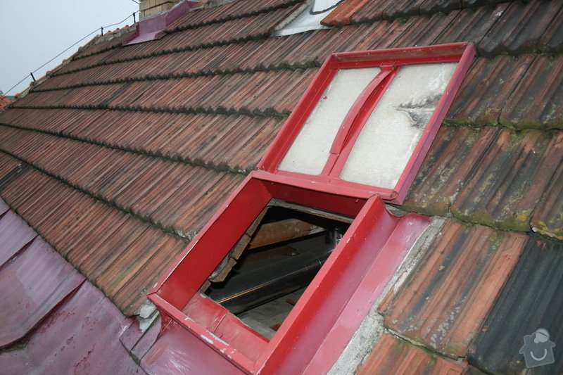 Zateplení a střešní okna: IMG_9486