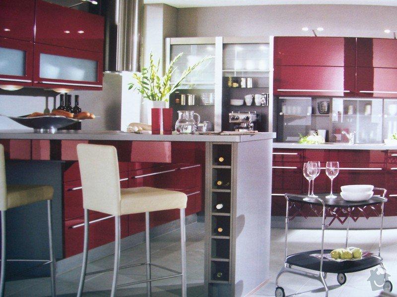 Kuchyňská linka na míru: 110_2516