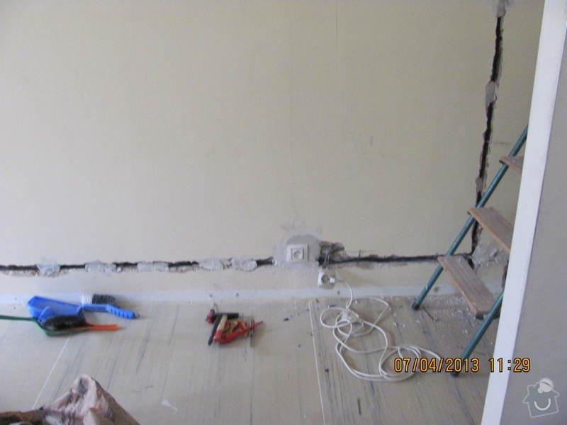 Elektroinstalace obývacího pokoje: Osazene_zasuvky_v_obyv_pokoji