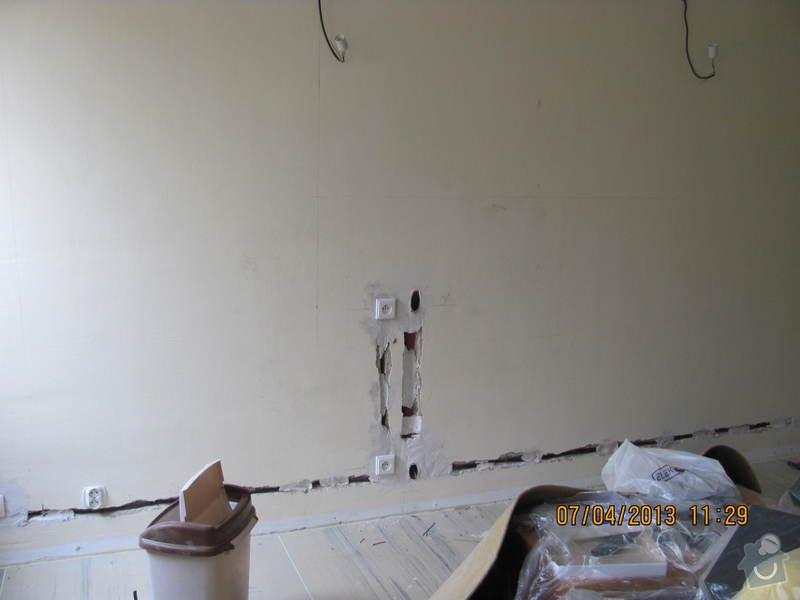 Elektroinstalace obývacího pokoje: Zasuvky_pro_TV_rozvod